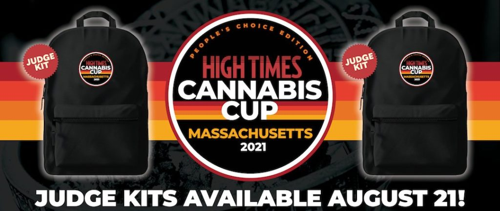 Cannabis Cup Judge Pack